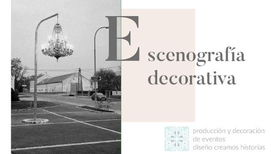 Eventos Escenografía Filigrana Urbana