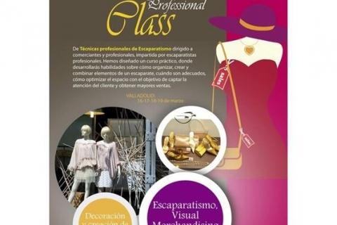 MASTERCLASS TECNICAS ESCAPARATISMO