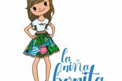 Logo La Niña Bonita Style Room