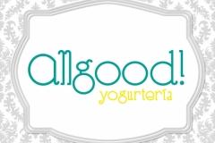 Logo All Good 8x8