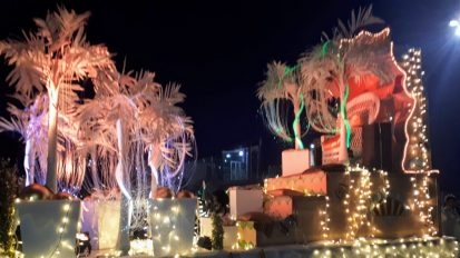 DECORACION CABALGATA REYES MAGOS 2019